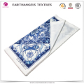 Custom Full Color Printing Microfiber Kerchief Cleaning Cloth with Logo