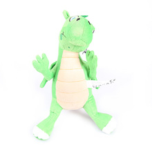 small green dinosaur plush toys