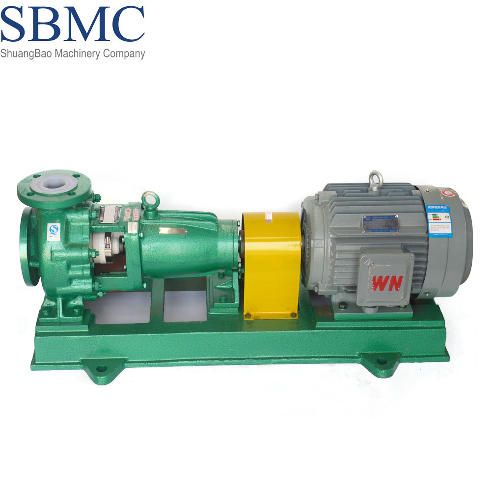 steam condensate pump, Teflon lined, high quality