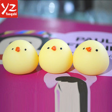 Custom Made Soft Animal Squeeze Stretchy Soft Hand toys Compress Squishy Decompression Toy Pressure Relieving