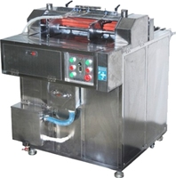 v cutting machine/glass v grooving machine/glass v grooving machine for PCB sheet or insulation industry