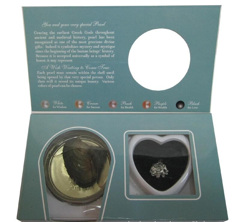 12 Horoscope Zodiac wish pearl gift set,innovative valentines gift