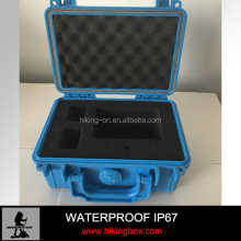 Hard plastic carrying Case for universal video game player / Waterproof Case With foam insert HTC004