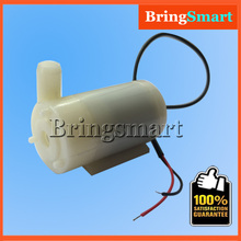 DC Pump Small Submersible Pump DC 2.5v-6v Aquarium Pump
