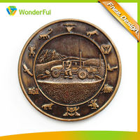 Wholesale High Quality Wholesale Souvenir Coin