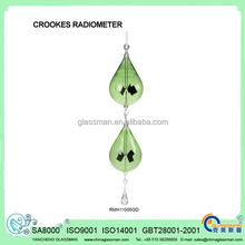 RMH11005GD home decoration hanging crookes radiometer