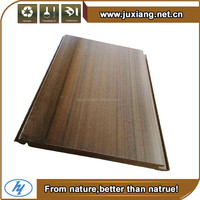 top quality WPC absolute waterproof composite price wpc flooring indoor