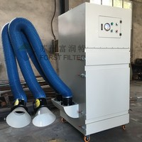FORST High Efficiency Portable Fume Extractors Dust Gas Collector Machine