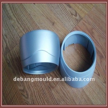 aluminum camera part