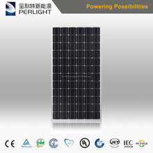Perlight Hot Seller High Efficency Grade A Mono 300W 310W 320W 330W Solar Panel and Battery with Whole Certificates