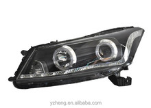 China auto parts manufacturers halogen dar lights for best car headlight and led replecement headlights