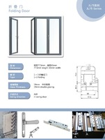 double glazing aluminum alloy windows and doors made in china