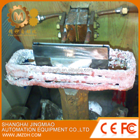 High frequency electromagnetic induction carbide-tipped saw welding machine