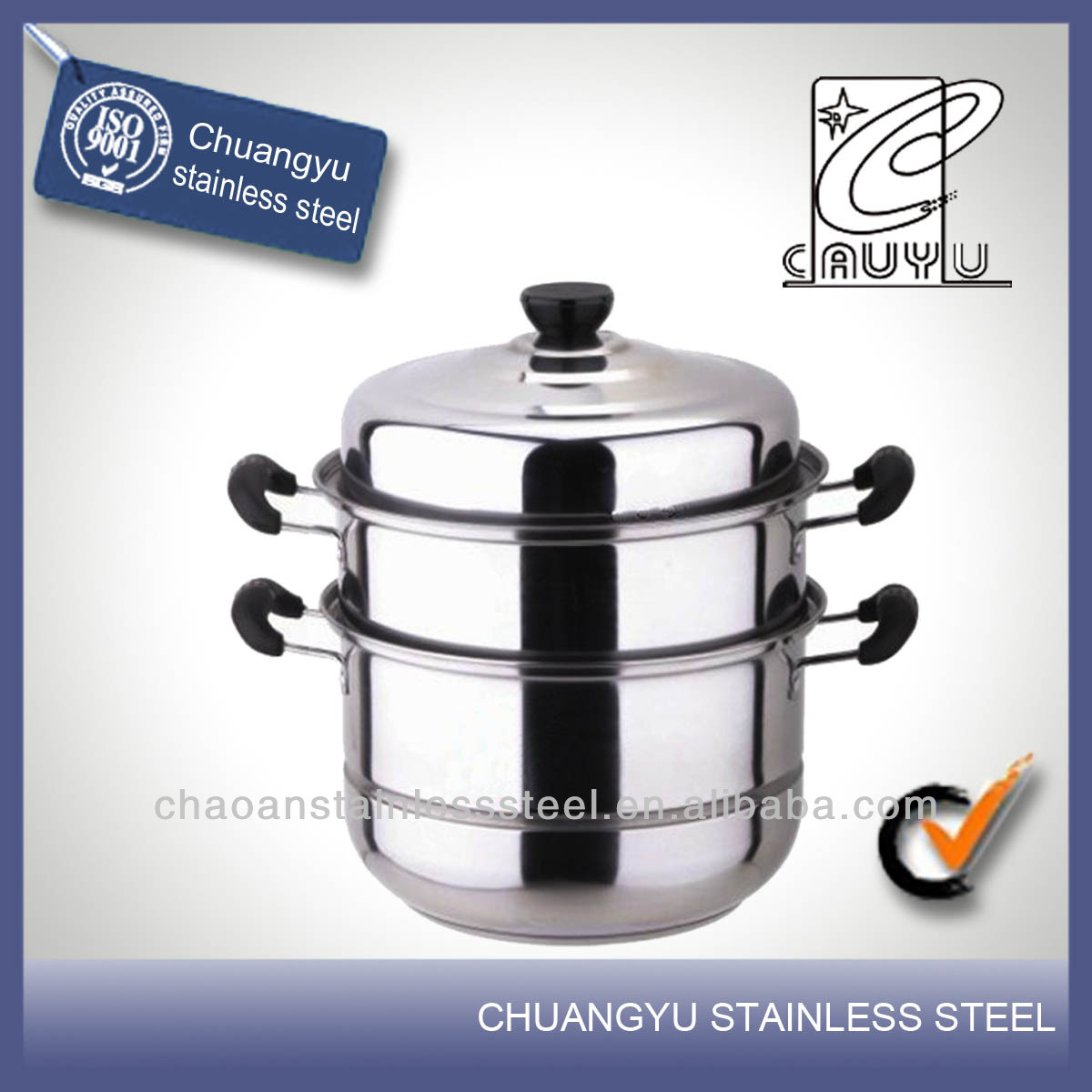 Stainless steel high quality wallpaper steamer on sale