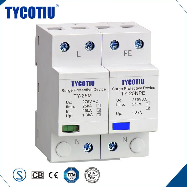 TYCOTIU Business For Sale 275V/385V Lightning Arrester Ac Surge Protector