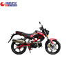 China light new style motorcycle on sreet road(hongli kpipe125)