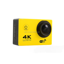 Allwinner V3 16MP CMOS sensor 4K sports camera with 170degree wide angle lens