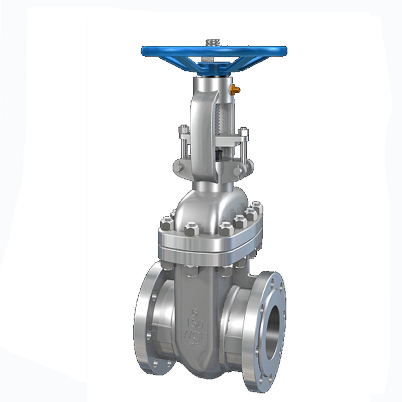 Resilient Seated Stainless Steel Gate Valve for HDPE Pipe