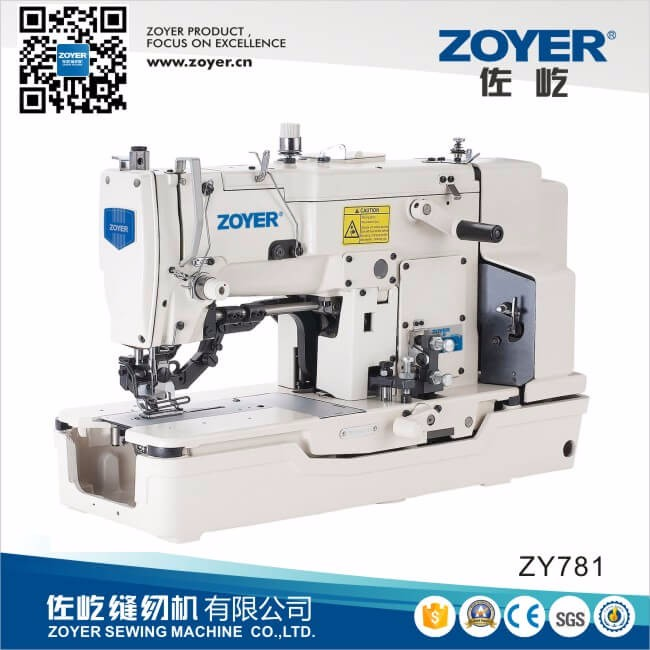 ZY781D Zoyer electric garment industiral sewing machine price
