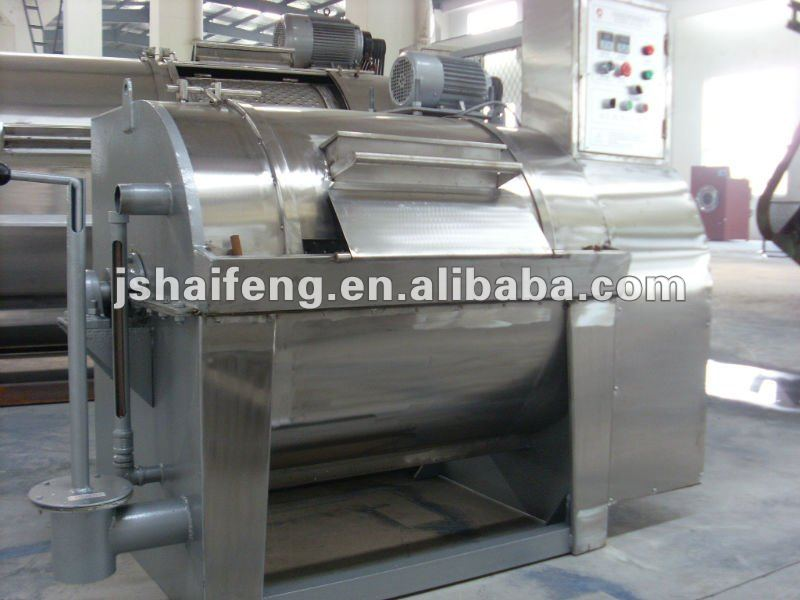 50kg Industrial washing machine laundry room equipment