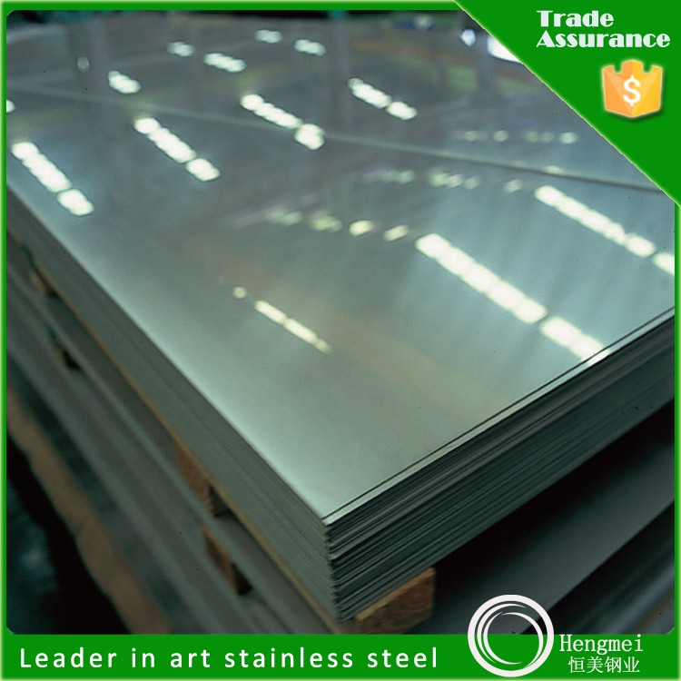 Factory price stainless steel sheet 2b / ba / 8k for furniture