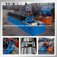 Galvanized Sheet Material Light Steel Keel Roof Truss Furring Roll Forming Machine For Roof Ceiling