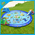 New cartoon inflatable water park games for adults