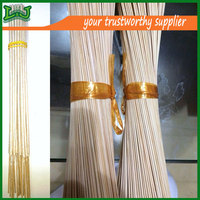2015 hot sell gaharu raw incense stick indonesia with great mao bamboo