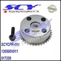For Toyota Camry Highlander Variable Valve Timing Sprocket VVT Gear & Bolt Set 13050-36011 1305036011 13050-36010 1305036010