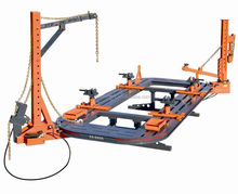Hot sale CE approved car straightening bench/auto body collision repair system machine