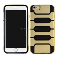 most favorable price Silicone+PC Armour Double Combination for iphone 6&6plus
