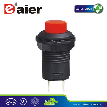 DS-227 12.5mm push switch button
