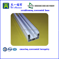 cheap price china aluminum window extrusion profile
