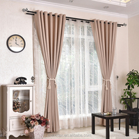 China Wholesale Ready Made Curtain,Ready Made Curtains For Living Room Burnout Sheer Curtain Fabric
