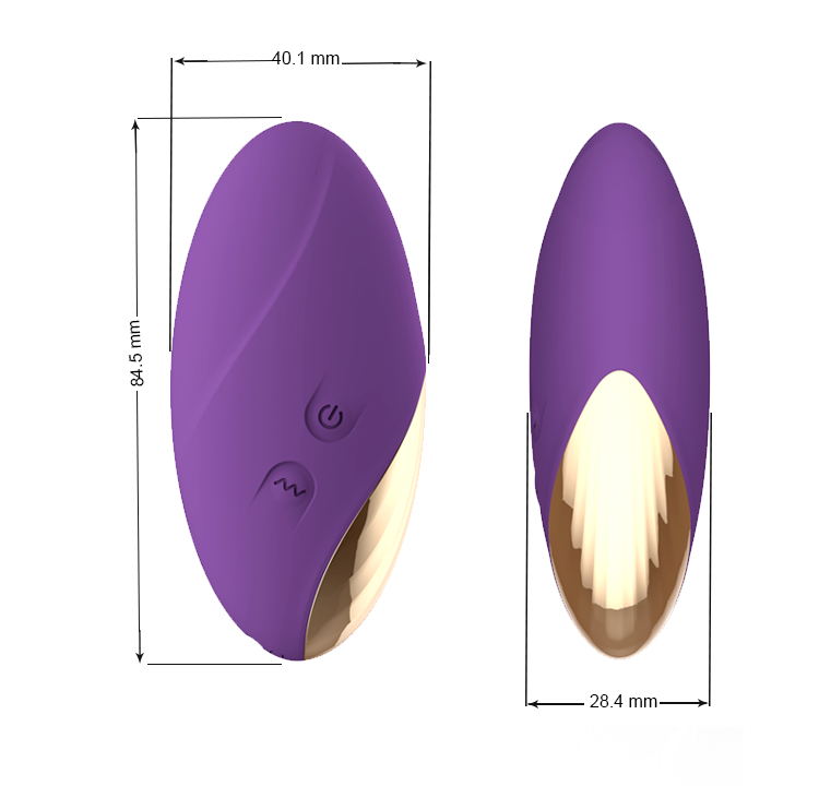 Hot Sex Toys Adult Women Remote Wireless Bullet Vibrator