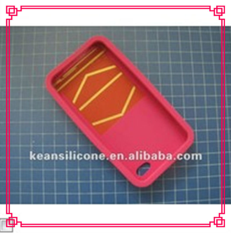 Create Cell Phone Cover Liquid Silicone Mobile Phone Cades