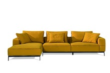 Modern Simple Living Room Latest Corner Couch Sofa Set Design