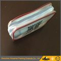 pvc bag , Clear Plastic Zipper Garment Bag,clear PVC bag with zipper