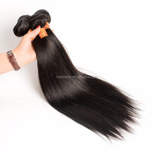 Wholesale price factory supply brazilian virgin silky straight hair weaving unprocessed remy hair