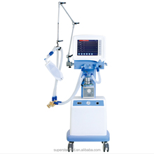 S1100 ICU ambulance Ventilator with 4 wheels for adult and pediatric with FDA for ICU and operation room