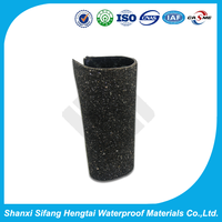 SBS Polyethylene Film Modified Bitumen Waterproofing Membrane