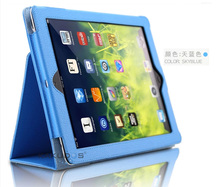 Hot Sell Universal laptop PU Case for 9.7 inch Tablet Solid Color