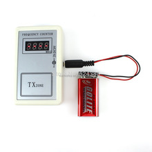 250-450MHz Wireless Remote Control Transmitter Mini Digital Frequency Meter Detector Counter Cymometer Scanner Indicator