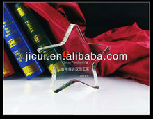 crystal star for paper weight