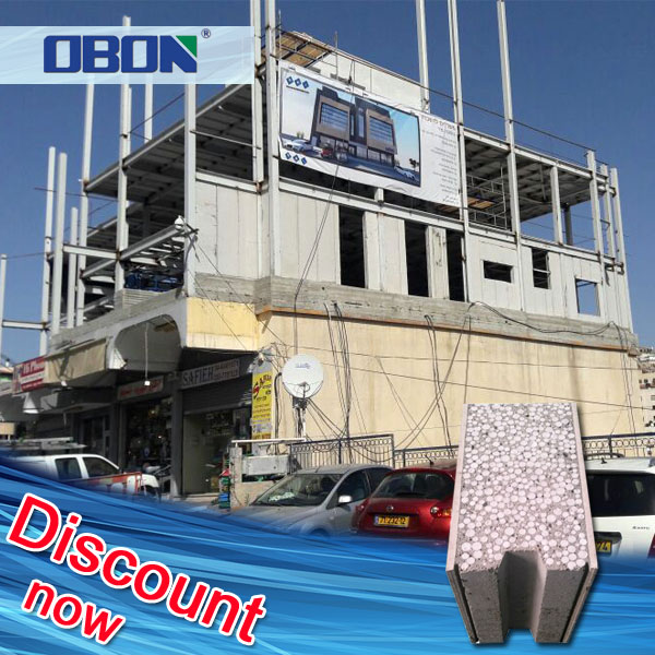 OBON light weight building construction material for wall import from China