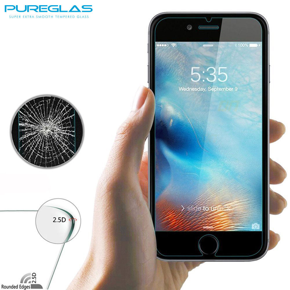 Hot sale Japanese blue light film anti reflection lcd protector film tempered glass screen protector for iPhone 6