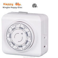 120VAC,60Hz, light time switch, mechanical weekly random Timer