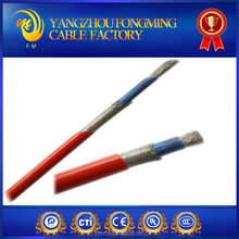 Shield Cable Silicone Coated Tinned Copper Shield and Rubber Coated Cable