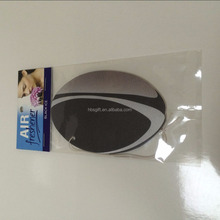 Customized fragrances cardboard paper home air freshener