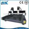 SENKE stone edge profile Double heads Table Saw Stone Cutting Machine Large Stone Cutting Machine